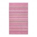 tapis de bain rose esprit home cool stripes