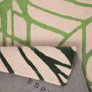 Tapis moderne Natural Wilderness vert Esprit