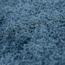 Tapis shaggy RELAXX bleu turquoise Esprit