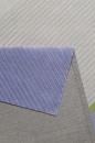 Tapis XAZ Cool Noon / Summer Gris et Bleu Esprit