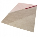 Tapis XAZ Cool Noon / Summer Beige et Rose Esprit