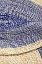 Tapis Beach House Cool Noon / Summer Bleu Esprit - Wecon