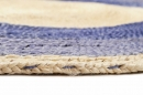 Tapis Beach House Cool Noon / Summer Bleu Esprit