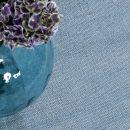 Tapis kelim RAINBOW KELIM bleu clair Esprit