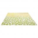 Tapis moderne jaune et vert Snugs Esprit Home