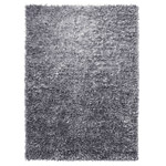 tapis shaggy cool glamour gris esprit home