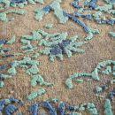 Tapis moderne Heritage bleu Angelo