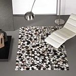 Tapis JACKSON Marron - Carving