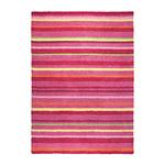 tapis rose esprit home funny stripes