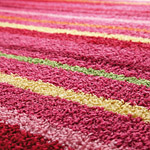 Tapis FUNNY STRIPES Rose - Esprit Home