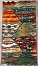Tapis Atlas multicolore Wecon moderne