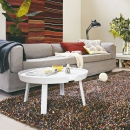Tapis Shaggy ROCKS MIX Multicolore - Brink & Campman