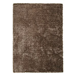 tapis chatain moderne new glamour esprit home