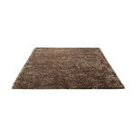 Tapis moderne NEW GLAMOUR chatain Esprit Home