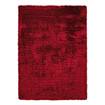 Tapis moderne NEW GLAMOUR rouge Esprit Home