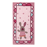 Tapis enfant HAPPY FRIENDS HEARTS Sigikid