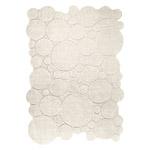 tapis circle blanc esprit home moderne