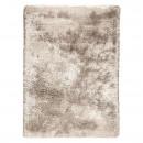 tapis ligne pure shaggy beige adore tissé main
