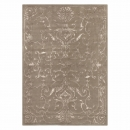 Tapis Angelo SYDNEY taupe motif baroque