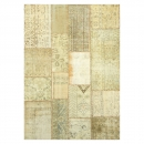 tapis en laine angelo up cycle beige