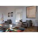 Tapis Angelo UP CYCLE en laine multicolore