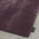 Tapis de couloir AKKA en viscose lilas Angelo