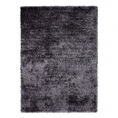 tapis shaggy anthracite cosy glamour esprit home