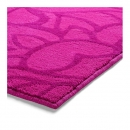 Tapis de bain FLOWER SHOWER Esprit Home rose