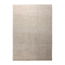 tapis shaggy blanc esprit home cosy glamour