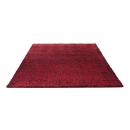 Tapis COSY GLAMOUR shaggy rouge Esprit Home