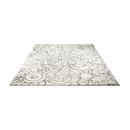 Tapis MADISON blanc Esprit Home motif floral