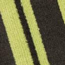 Tapis noir et vert Canterbury Flair Rugs