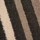 Tapis noir et gris Canterbury Flair Rugs