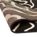 Tapis noir Solo Flair Rugs