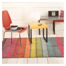 Tapis laine tufté main multicolore Candy Flair Rugs
