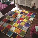 Tapis Waltz multicolore Flair Rugs