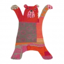 Tapis enfant KIDS BEAR orange Brink & Campman