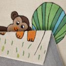 Tapis enfant Smart Kids Jungle Friends