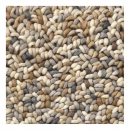 tapis stone beige - brink & campman