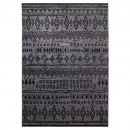 tapis contemporary kelim anthracite esprit home
