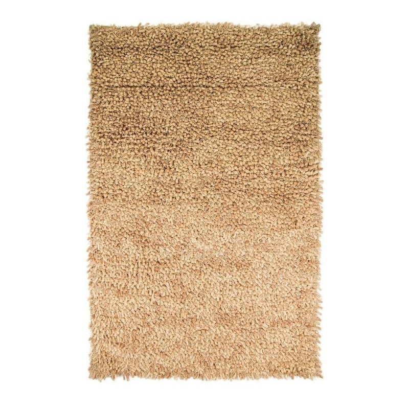 tapis shaggy tiss main laine beige kensington flair rugs 150x210. Black Bedroom Furniture Sets. Home Design Ideas