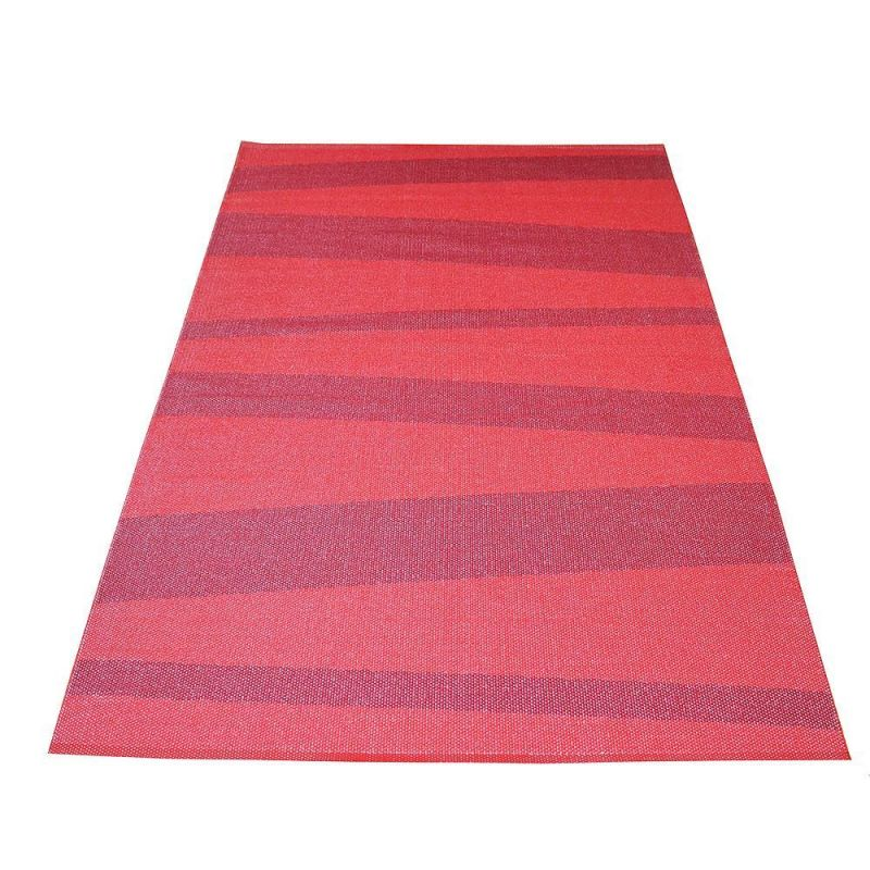 tapis de couloir z br rouge sofie sjostrom design are 70x100. Black Bedroom Furniture Sets. Home Design Ideas