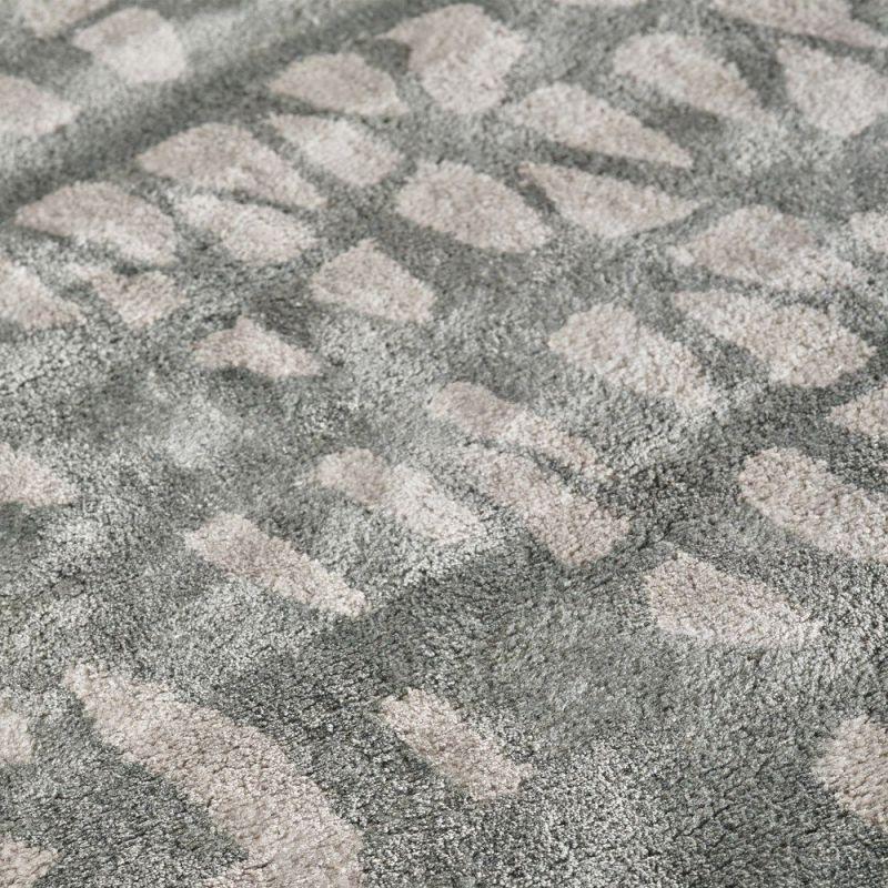 tapis moderne gris tropics angelo 200x300. Black Bedroom Furniture Sets. Home Design Ideas