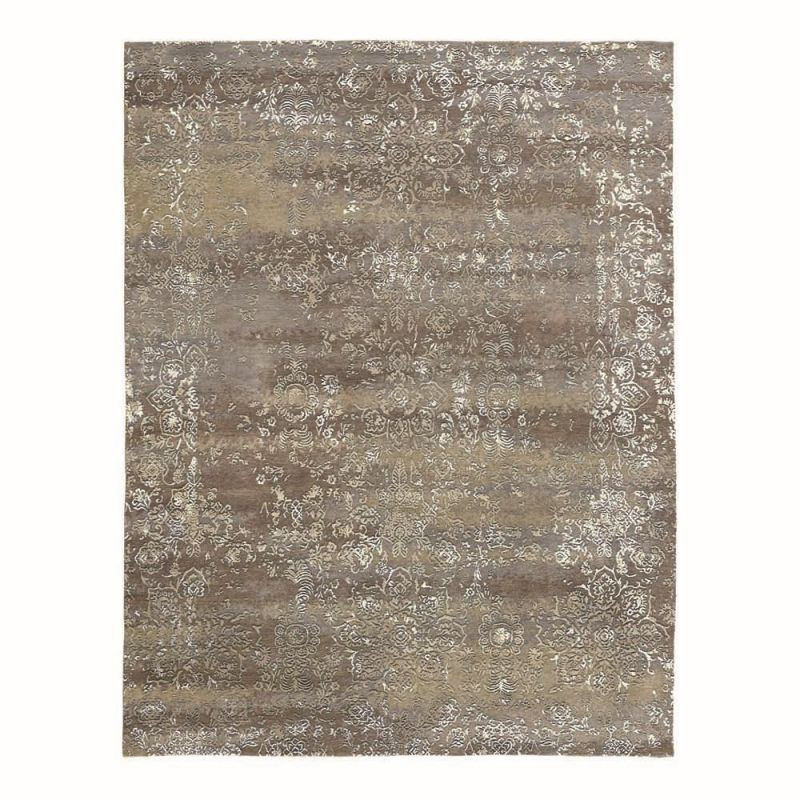 tapis moderne gris heritage angelo 200x300. Black Bedroom Furniture Sets. Home Design Ideas