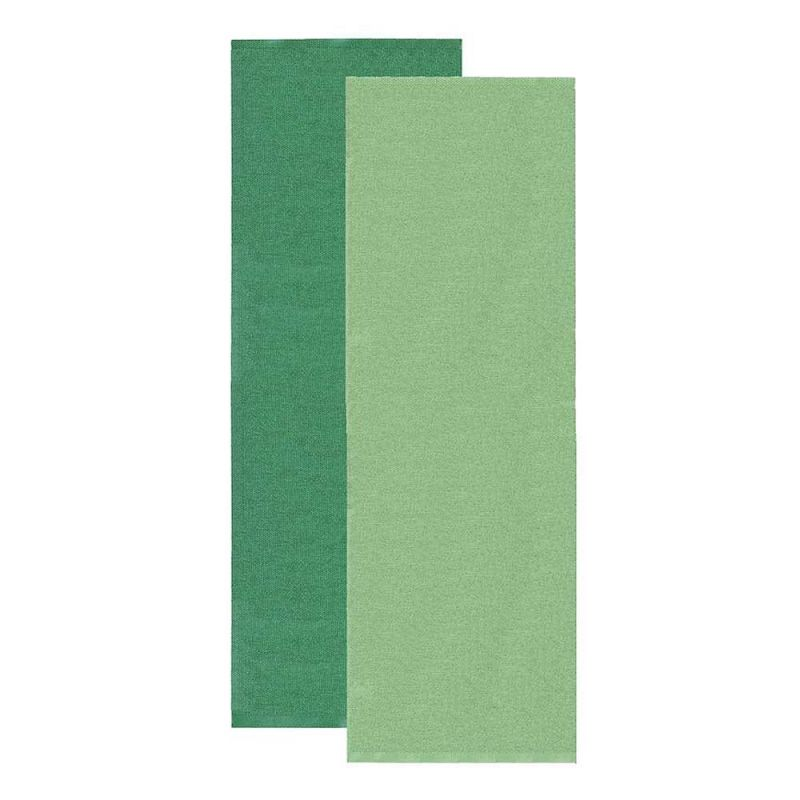 tapis de couloir vert fonc sofie sj str m flip 70x200. Black Bedroom Furniture Sets. Home Design Ideas
