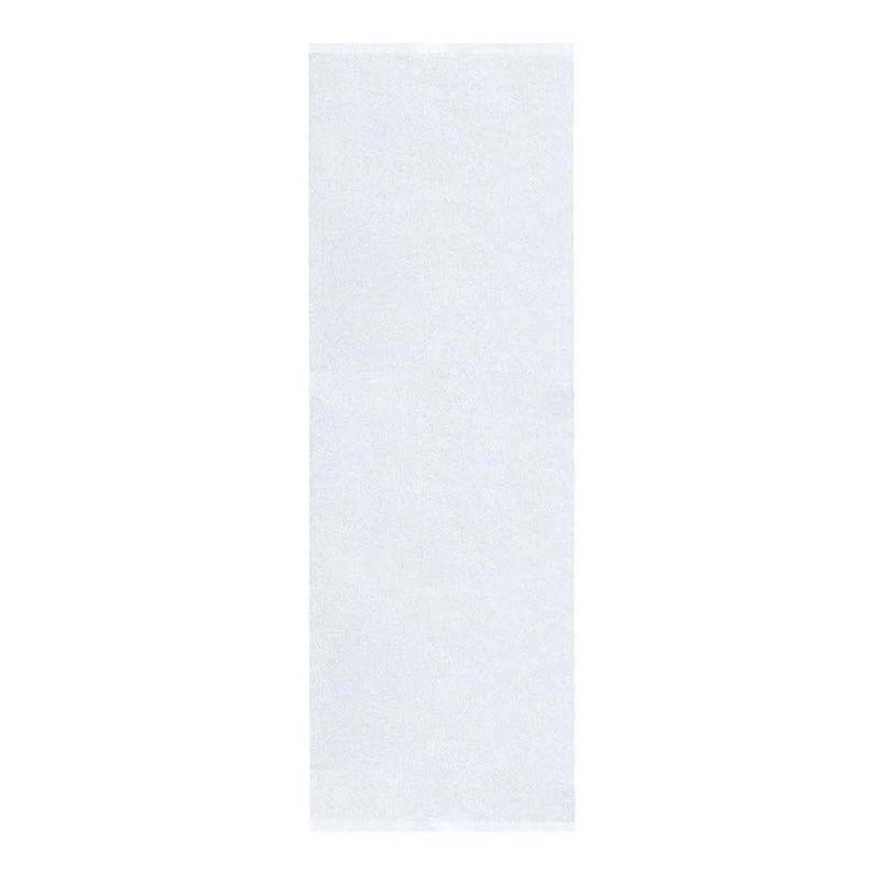 tapis de couloir blanc et gris sofie sj str m flip 70x200. Black Bedroom Furniture Sets. Home Design Ideas