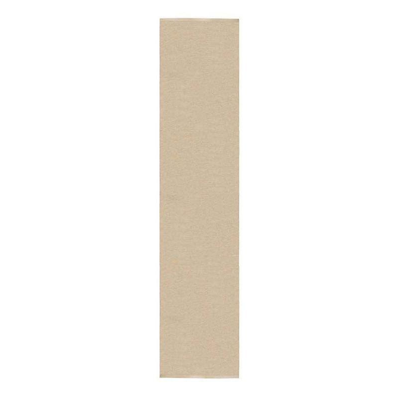 tapis de couloir sofie sj str m blanc et beige flip 70x300. Black Bedroom Furniture Sets. Home Design Ideas