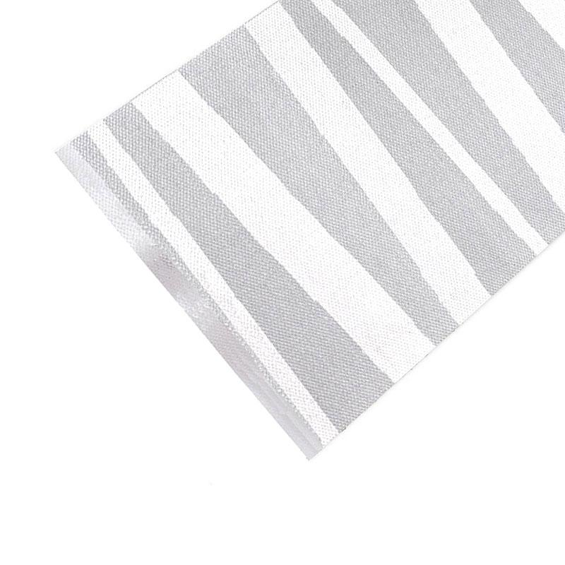 tapis de couloir are sofie sjostrom design ray gris et blanc 70x300. Black Bedroom Furniture Sets. Home Design Ideas