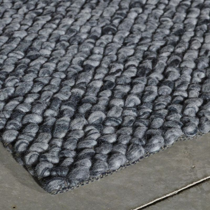tapis moderne gris angelo waves 200x300. Black Bedroom Furniture Sets. Home Design Ideas