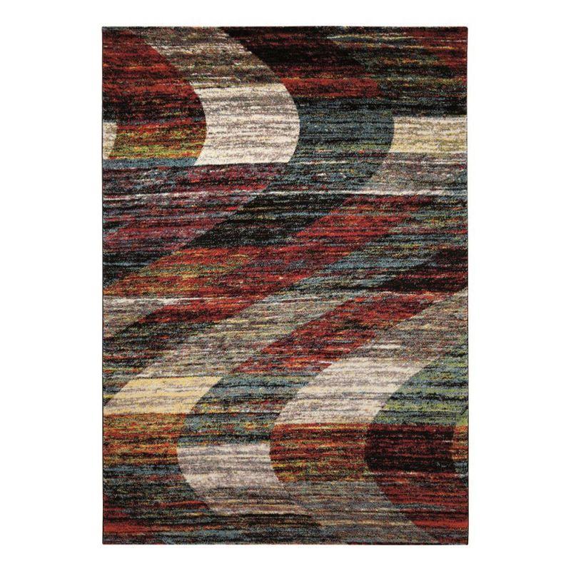 tapis multicolore moderne wecon arabian sands 200x290. Black Bedroom Furniture Sets. Home Design Ideas